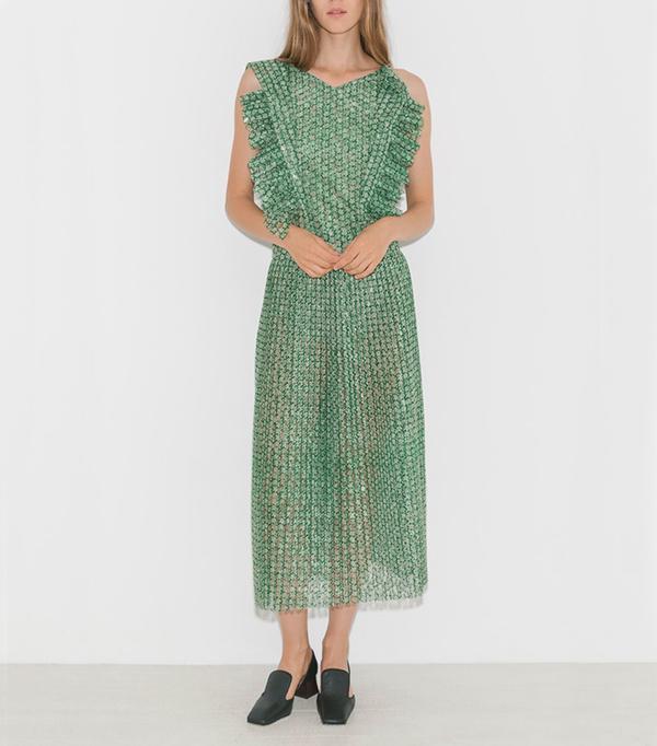 A Detacher Loretta Runway Dress
