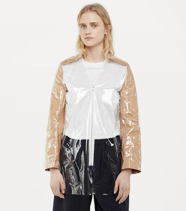 Comme des Garçons Cloth Paper Jacket