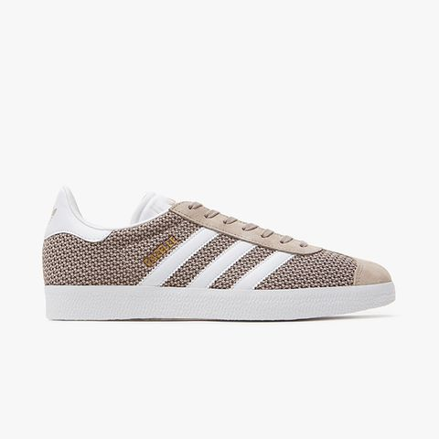 Gazelle Sneakers in Vapour Grey/White