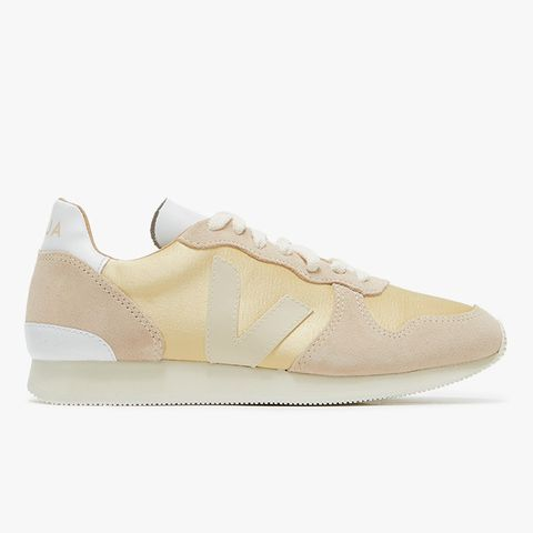 Holiday Bastille Sneakers in Gold