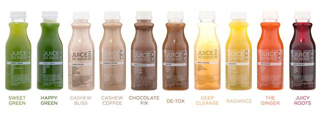 Juice So Good Juice Box