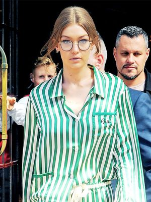 Gigi Hadid Just Wore This Year's Answer to Skinny Jeans