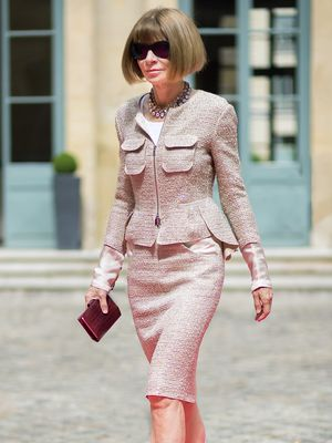 Anna Wintour Just Dispelled the Biggest Myth About Her