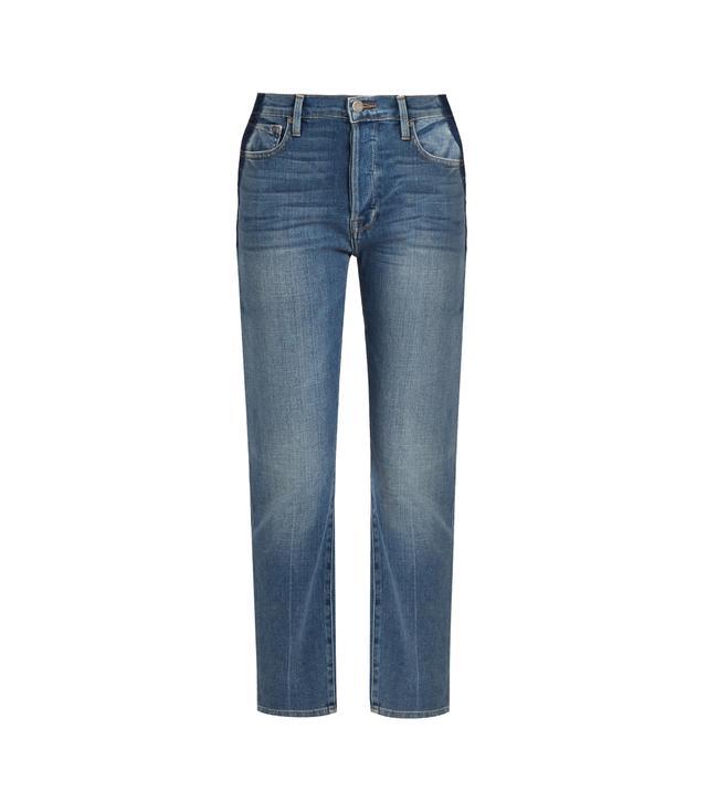 Frame Le Original Gusset Straight-Leg Jeans