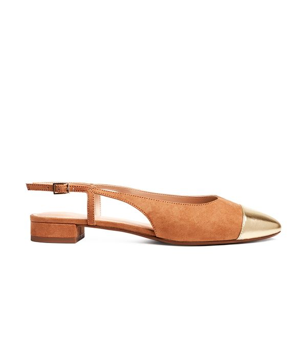 H&M Slingback Shoes