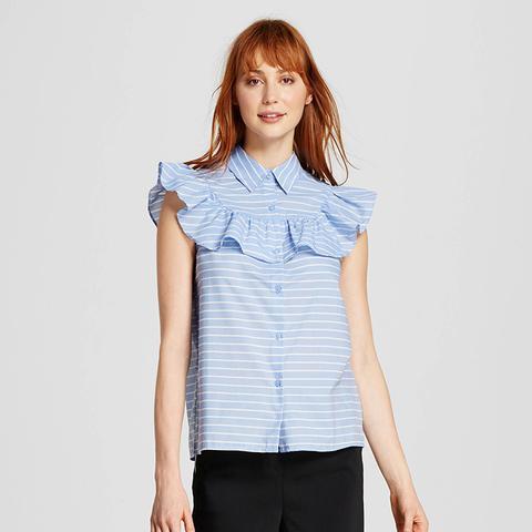Women's Sleeveless Pioneer Shirt
