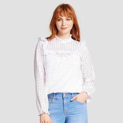 Eyelet Pioneer Shirt