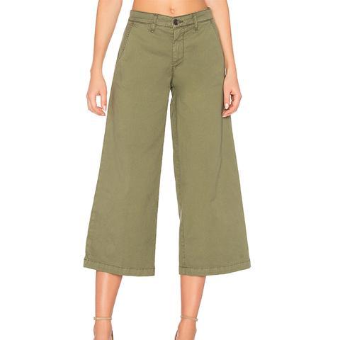 Devin Crop Trouser