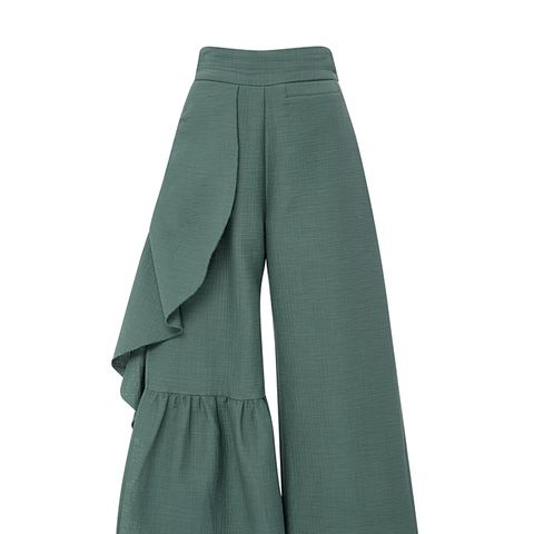 Ruffle Revel Pants