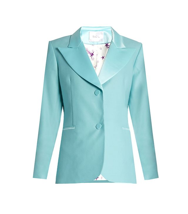 Bowie Single-breasted Wool-blend Jacket