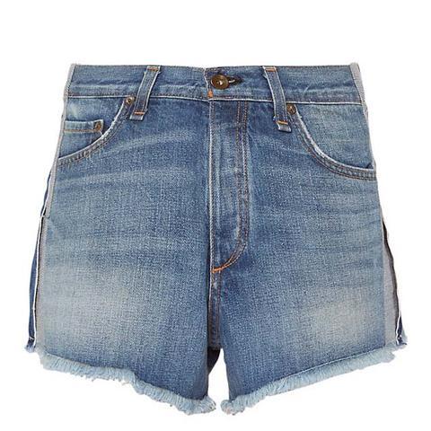 Marilyn Reverse Cut Off Shorts