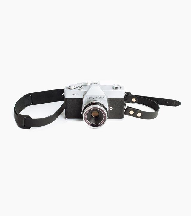 Deakin Handmade Leather Camera Strap