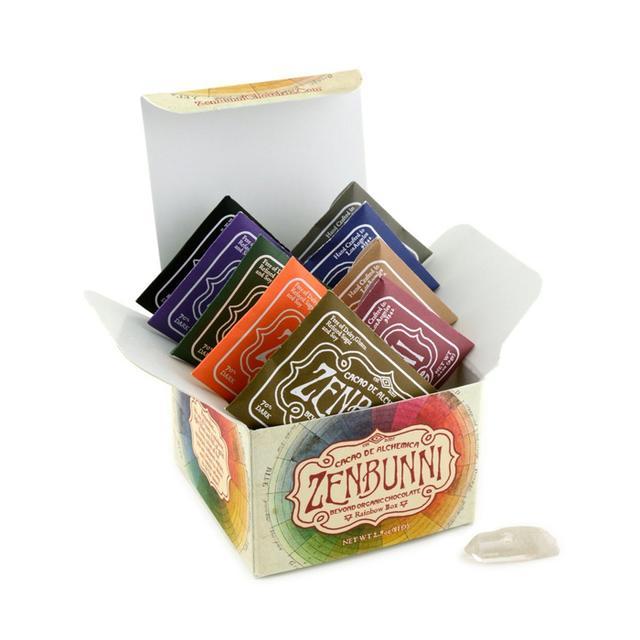 ZenBunni Chocolates (Rainbow Box)