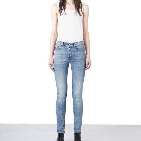 Lou Ronnie Ashbury Jeans