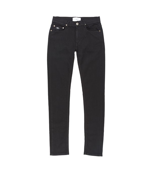 French girl style - April77 Joey Motorblack Jeans