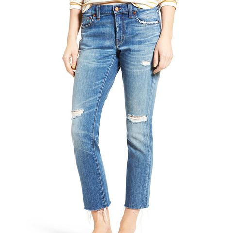 The Slim Boyjean Boyfriend Jeans