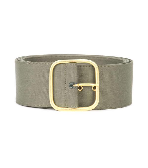 Chicago street style belt trend - Monse Large Belt