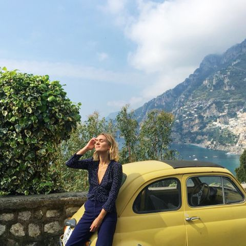 French Riviera style: Rouje jeans
