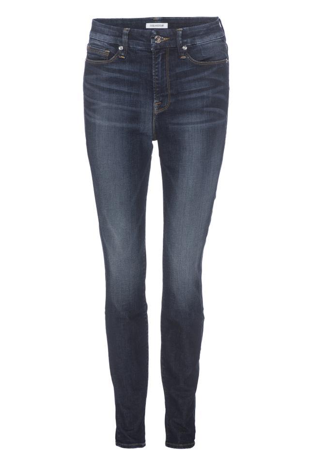 Good American The Slim Zip Skinny Jeans