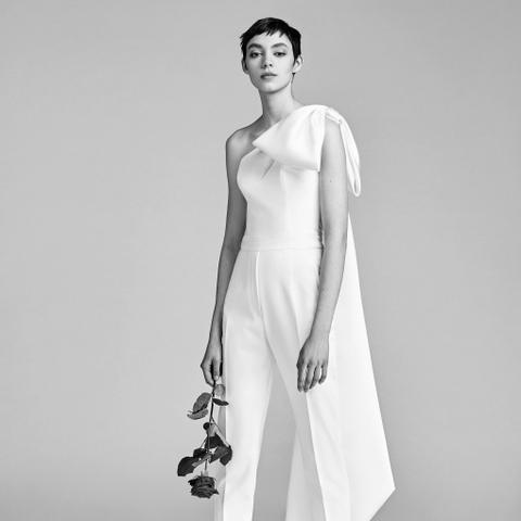 The Freshest Wedding Dresses From Bridal Fashion Week