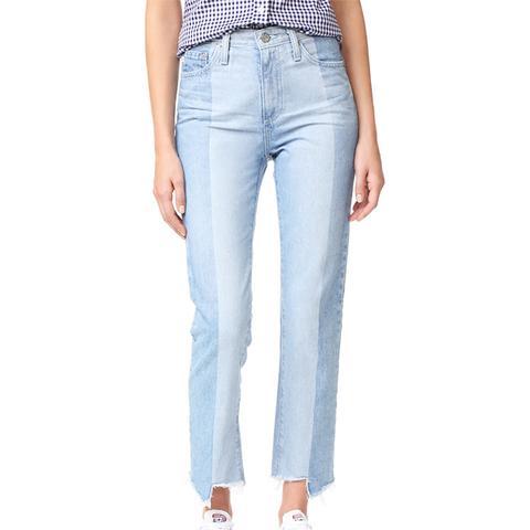 The Phoebe Vintage High Waist Jeans