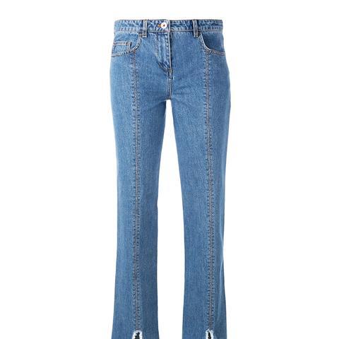 Cut Down Jeans