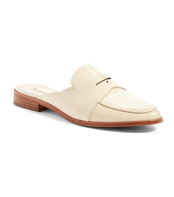 Louise Et Cie Dugan Flat Loafer Mule