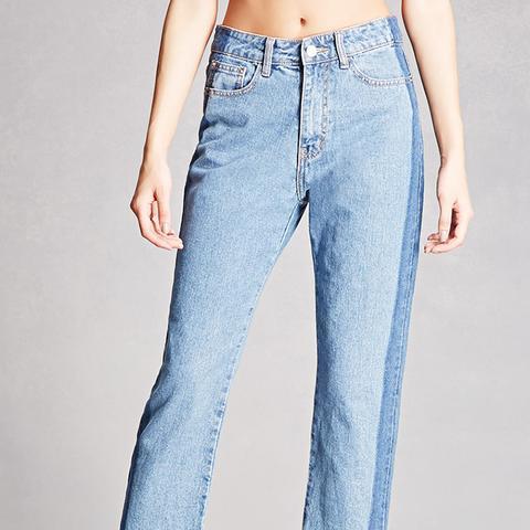 Momokrom Contrast-Wash Jeans