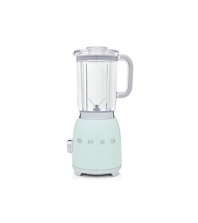 Smeg Pastel Green Retro Blender