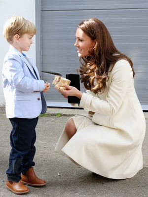 "Kate Middleton Gets Candid About Motherhood: ""You Do Feel Quite Isolated"""