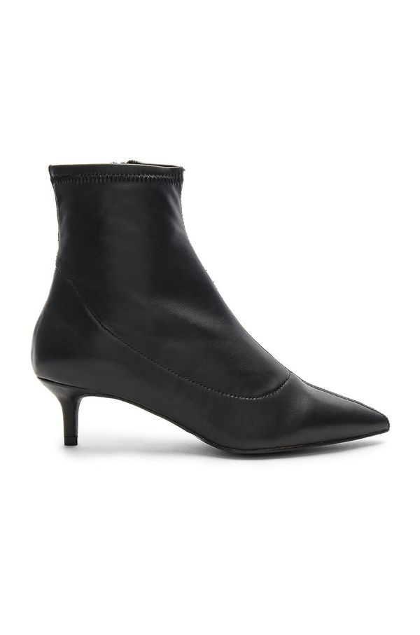Free People Marilyn Kitten Heel Boot