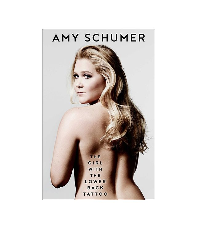 Amy Schumer Girl With the Lower Back Tatoo