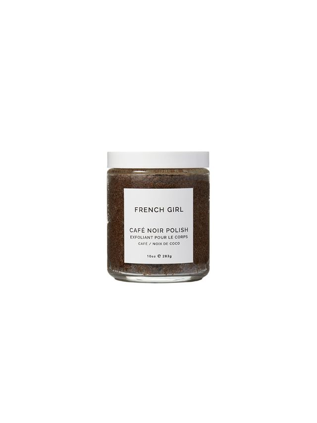French Girl Organics Café Noir Body Polish