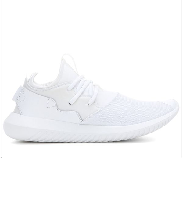 best white Adidas sneakers: Tubular Entrap sneakers