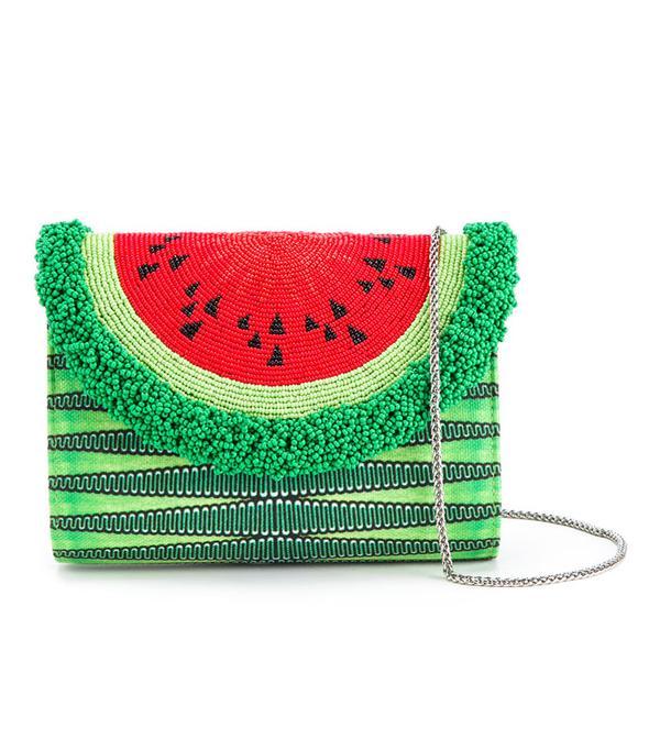 Best novelty handbags: watermelon bag