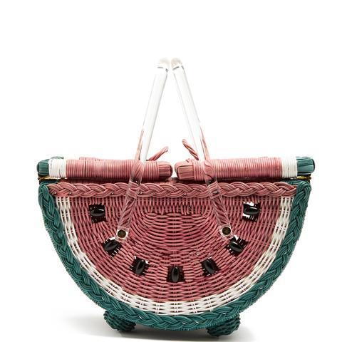 Watermelon Basket Bag