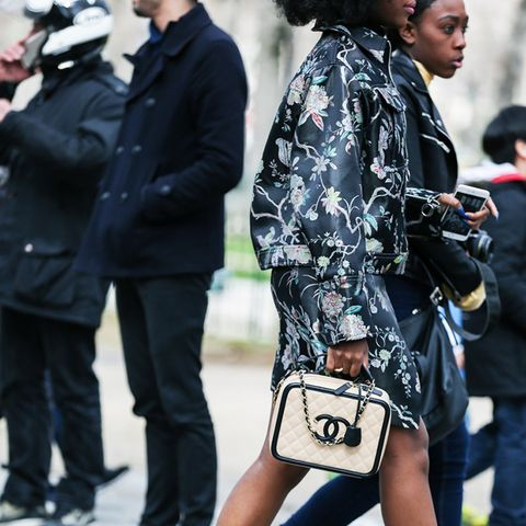 Chanel Street Style: