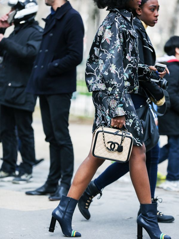 Chanel Street Style