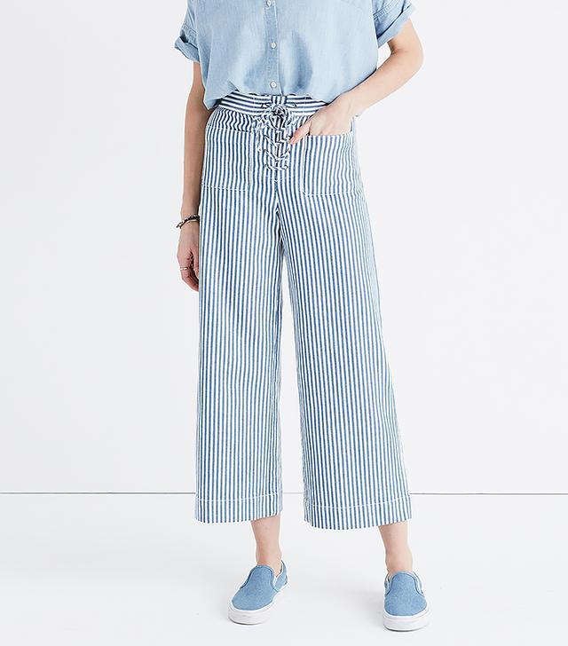 best lace-up pants