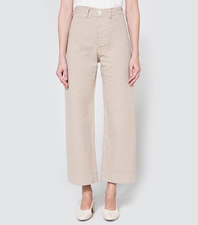 most flattering pants- jesse kamm sailor