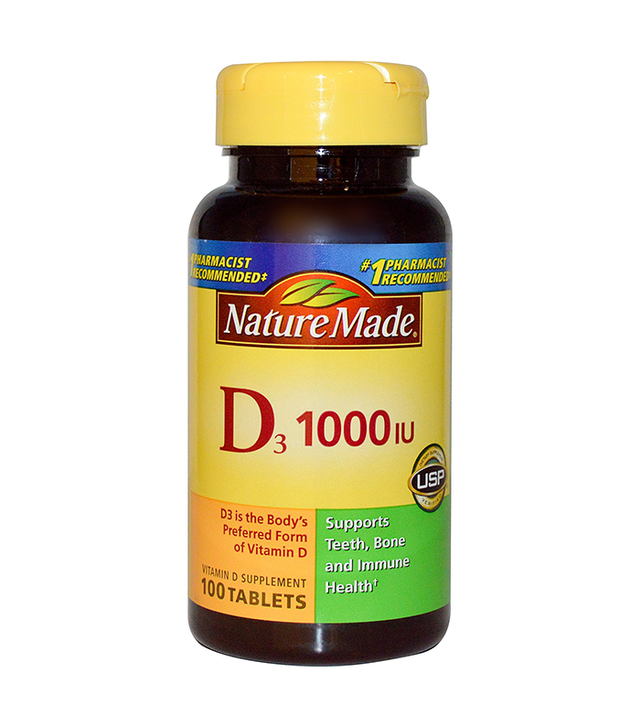 Vitamin D - Speed Up Metabolism