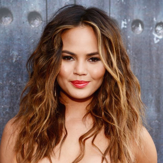 The One Unexpected Food Chrissy Teigen Eats Every Single Day
