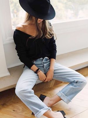 The Under-$150 Jeans French Girls Love