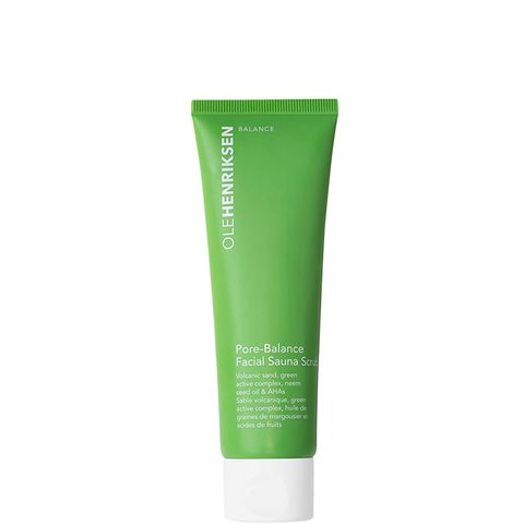 Pore-Balance Facial Sauna Scrub