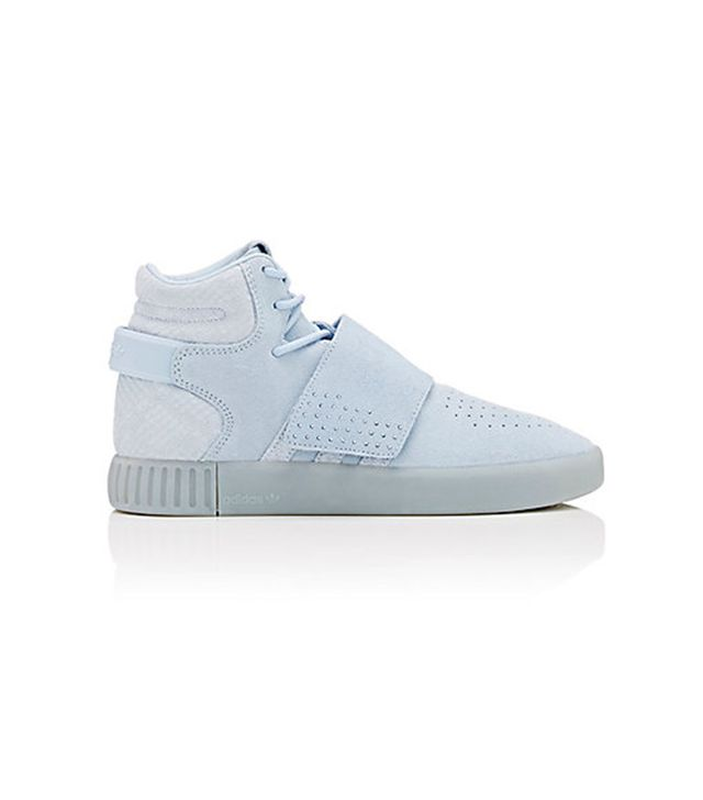 Adidas Tubular Invader Strap Suede Sneakers