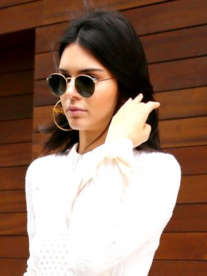Kendall Jenner Is Sticking to This New Outfit Formula