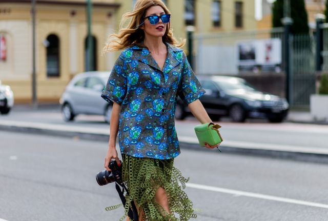 The Fashion Week Australia Street Style Moments We'll Never Forget | Who What Wear