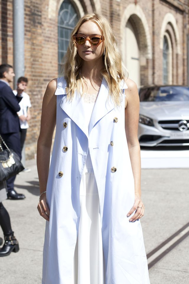 Even Off the Runway, These Australian Models Have Great Style | Who What Wear