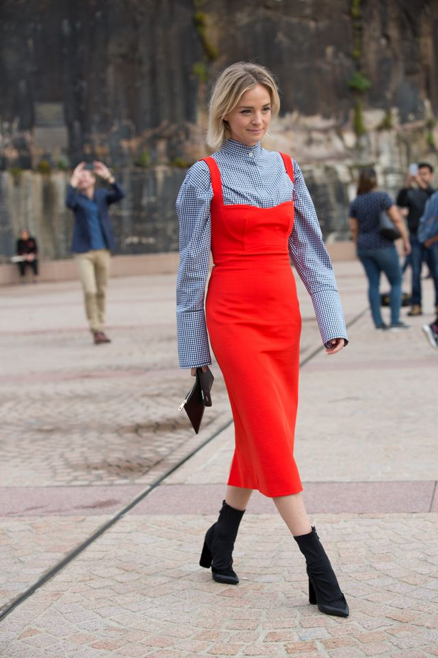You Need To See The Incredible Shoes We Spotted At Fashion Week Whowhatwear Au