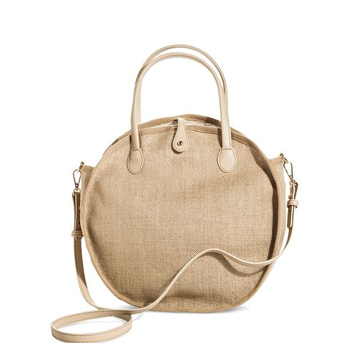 Weave Circle Bag
